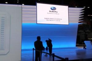 Subaru at the Chicago Auto Show (4)