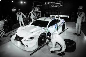 Lexus RC F GT 500