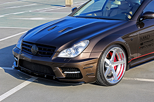 Mercedes-Benz CLS (W219) Black Edition