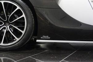 Mansory Vivere Bugatti Veyron