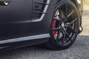 Mercedes-Benz SL 63 AMG Vorsteiner V-FF 101 Forged Wheels
