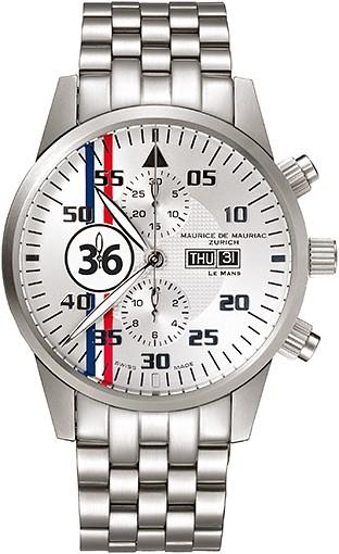 Maurice de Mauriac Chronograph Modern Le Mans