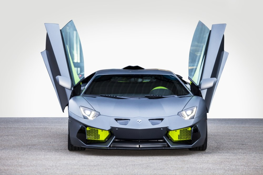 Hamann Limited Lamborghini Aventador