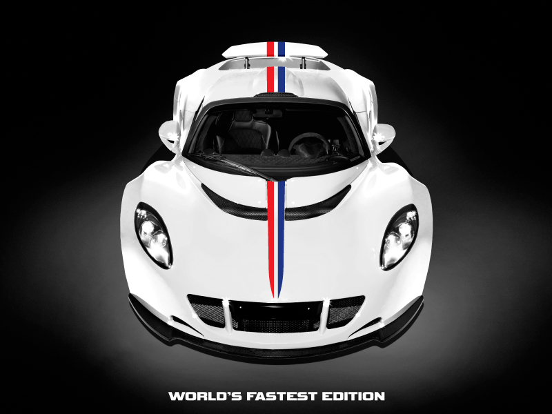 Hennessey Performance Venom GT World's Fastest Edition