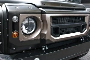 A Kahn Design Land Rover Defender 2.2 TDCI SW 90 Chelsea Wide Track