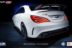 RevoZport RZA-290 Mercedes-Benz CLA