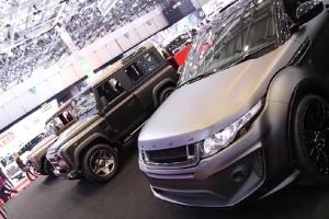 A Kahn Design Geneva Motor Show