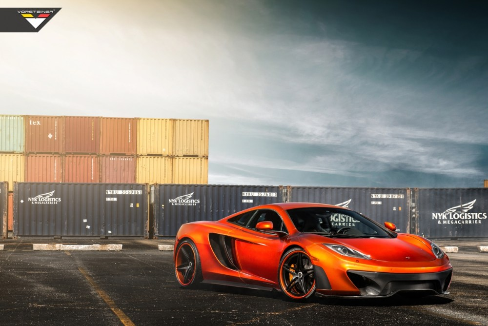 Vorsteiner McLaren MP4-VX with VSM-311