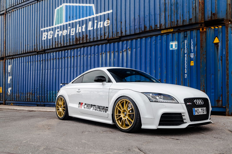 OK-Chiptuning Audi TT-RS Plus