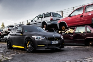 Manhart Racing MH1 400 BMW M135i