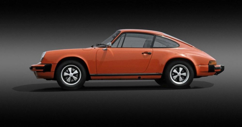 Porsche 911 End Production