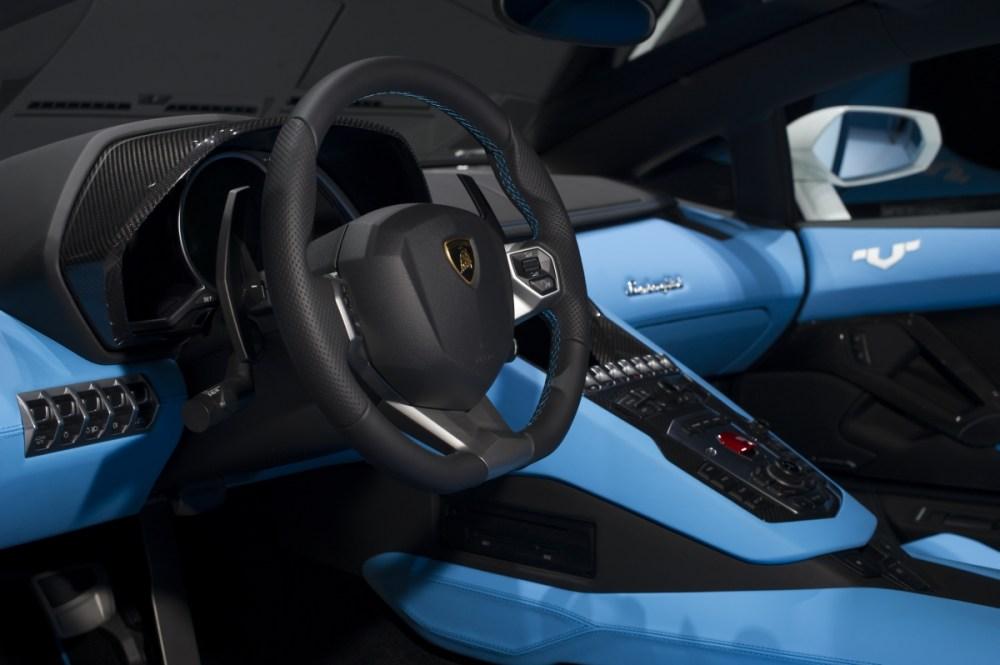 Lamborghini Aventador Ad Pesonam Nazionale
