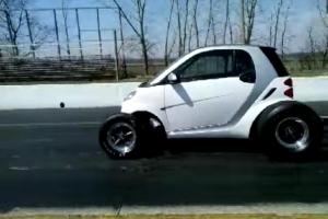 V8 Smart Car