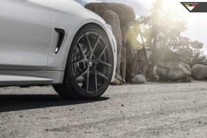 BMW 435i Vorsteiner Flow Forged V-FF 101 Wheels