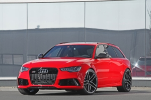 HPerformance Audi RS6