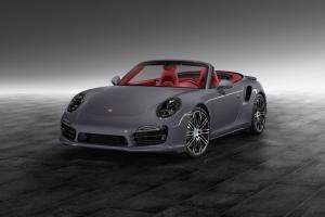 Porsche Exclusive  911 Turbo Cabriolet
