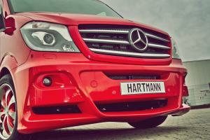 Hartman Tuning Mercedes-Benz Sprinter