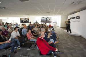 2014 AMG Driving Academy