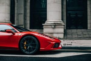 DMC Ferrari 458 Monte Carlo