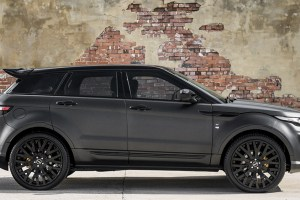 A Kahn Design Range Rover Evoque RS250