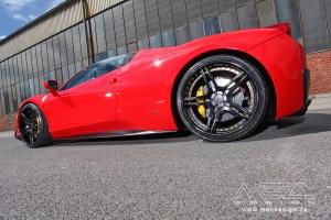 MEC Design Ferrari 458