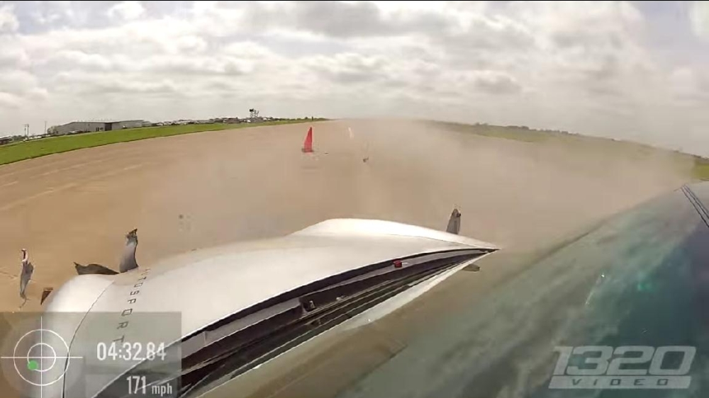 911 Turbo spin out
