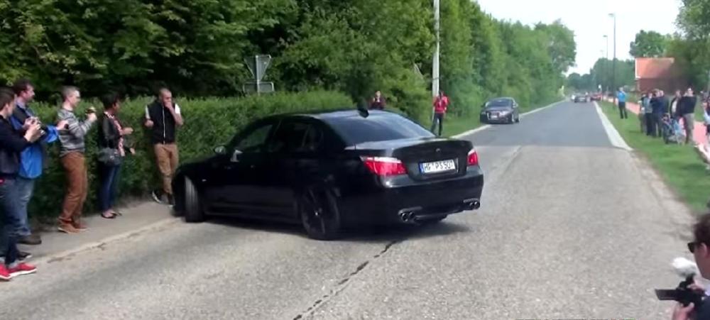 Friday FAIL BMW M5