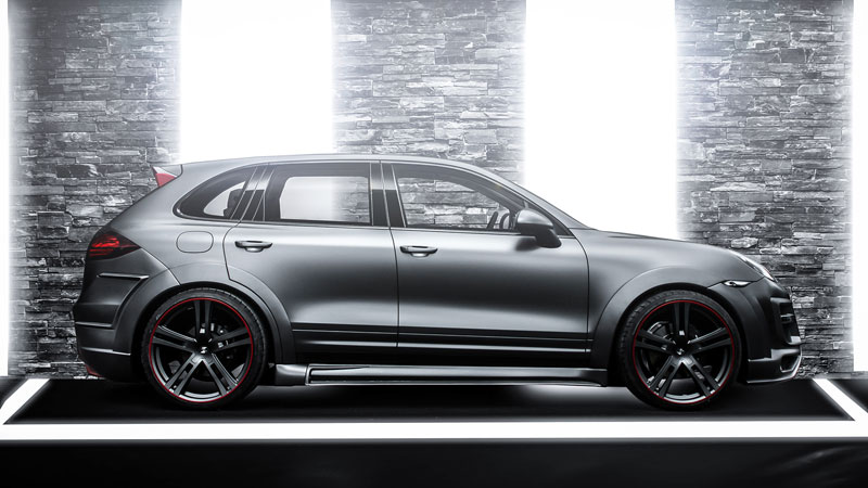 Regula Exclusive Porsche Cayenne