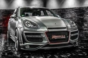 Regula Exclusive Porsche Cayenne