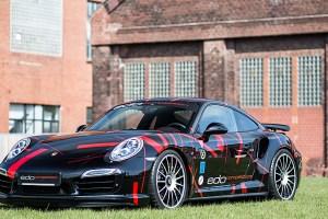 edo competition Porsche 911 Turbo S