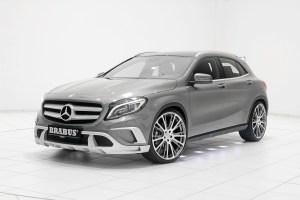 Brabus Mercedes-Benz GLA