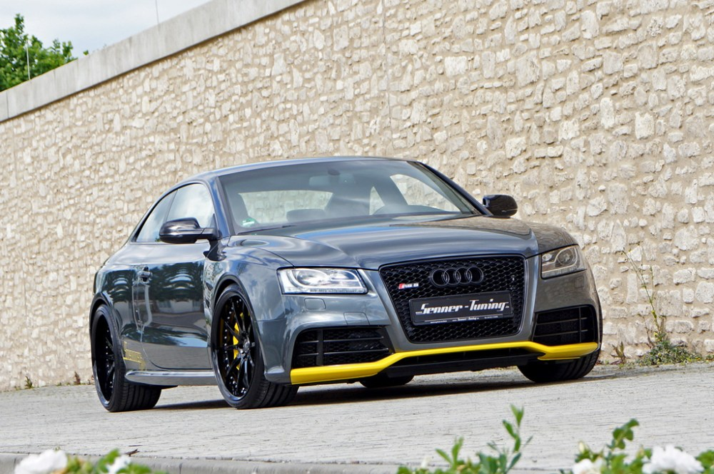 Senner Tuning Daytona Grey Audi RS 5 Coupe
