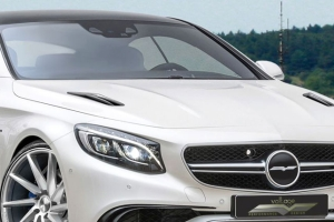 S 63 AMG Coupe by Voltage Design