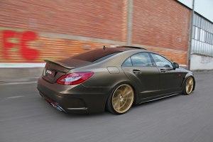Fostla Mercedes-Benz CLS 350 CDI