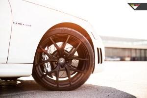 Mercedes-Benz C63 AMG Vorsteiner V-FF 101 wheels