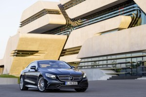 Mercedes-Benz S 65 AMG Coupe