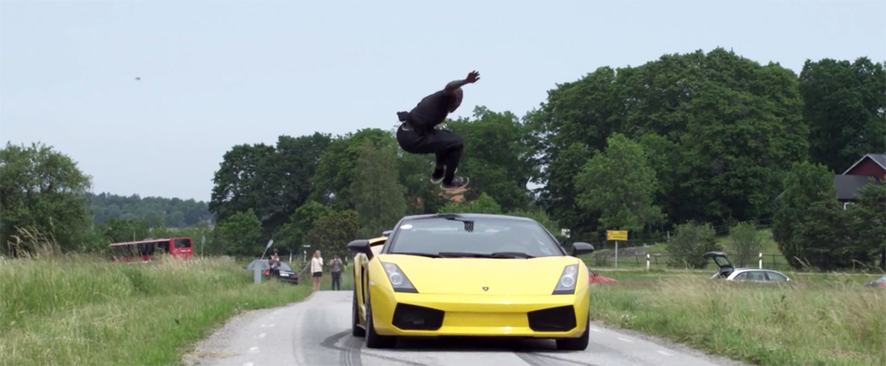 Al the Jumper Lamborghini