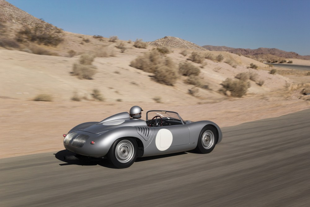 1961 Porsche 718 RS 61 Spyder Sold