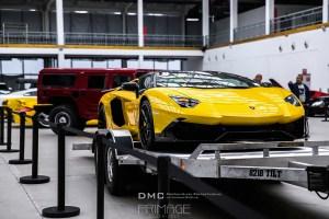 DMC Aventador LP 720-4 50° Anniversario Roadster