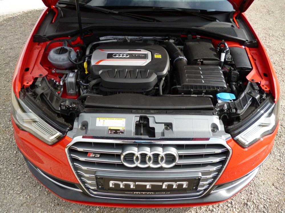 MTM Audi S3 Cabriolet
