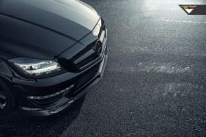 Mercedes-Benz CLS 63 AMG Vorstiner VSC-103 Forged Wheels