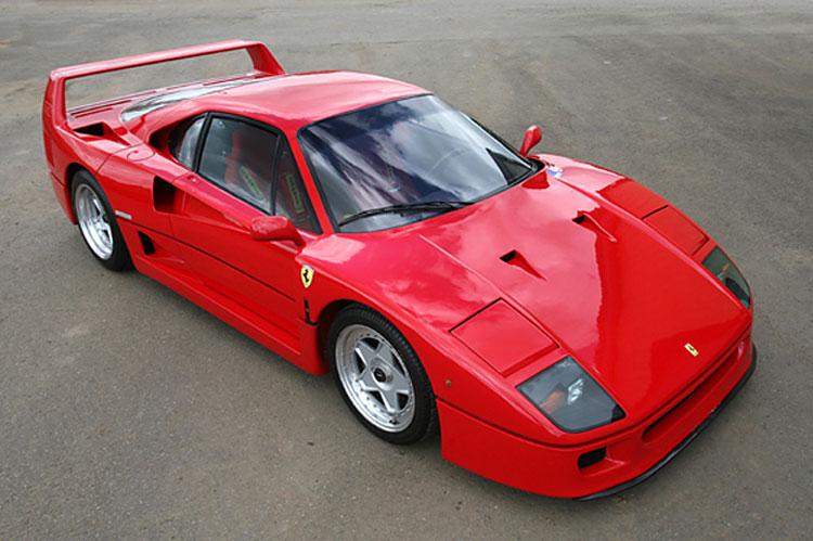 Ferrari-F40-2.9-V8