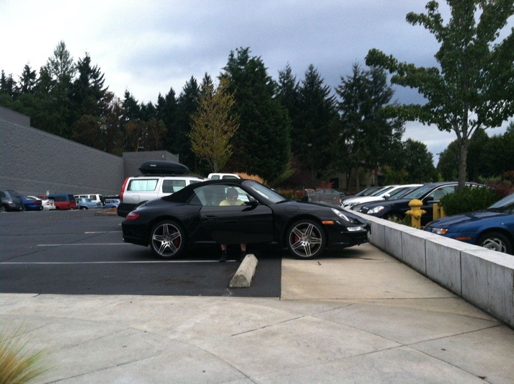 Friday FAIL Porsche 911