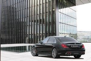 IMSA Mercedes-Benz S 63 AMG