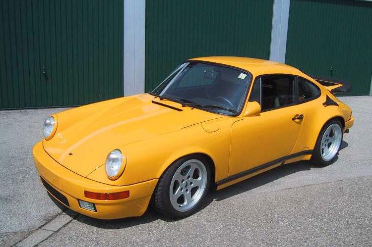 Porsche-911-Ruf-CTR-Yellow-Bird