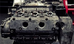 Porsche 3.2 Engine Tear Down