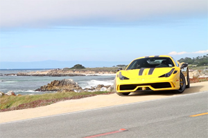 Ferrari 458 Speciale Monterey