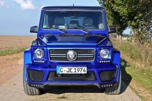 German Special Customs Mercedes-Benz G-Class