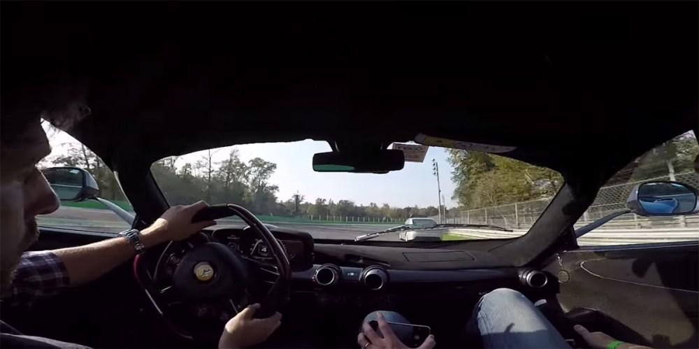 Ferrari LaFerrari Monza