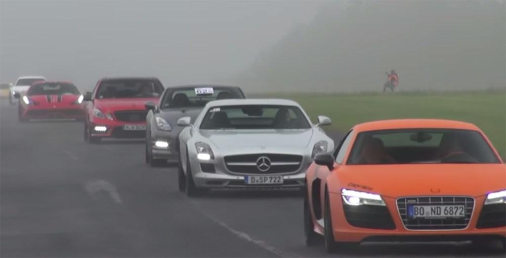 Supercar Race